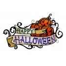 Bewitching Halloween Embroidery Design Collection