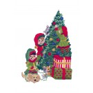 Santa's Workshop Embroidery Design Collection