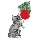 Kitty Christmas Capers Embroidery Design Collection