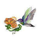 Hummingbird Haven Embroidery Designs