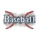 Game Day Baseball Embroidery Designs