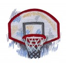 Game Day Basketball Embroidery Design 25