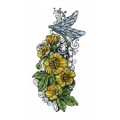 Blooming Doodles Embroidery Design 19