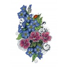 Blooming Doodles Embroidery Design 20