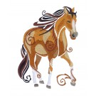 SWNWH207 Mustang Mystique Embroidery Design