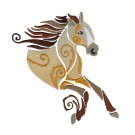 SWNWH235 Mustang Mystique Embroidery Design