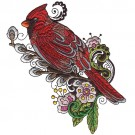 Birds and Blooms Doodles SWN Amazing Designs Collection