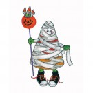 Candy Corn Mummy