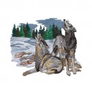 Majestic Wolves Sewing With Nancy Collection