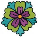 Flower Applique