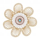 Decorative Flower Motif