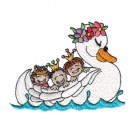 Swan and Children