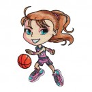 Basketball Player Girl