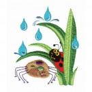 Spider And Ladybug 1