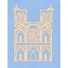 Motif Notre Dame