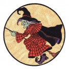 Flying Witch Applique