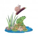 Lily Pad Pals by Sewing With Nancy