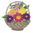 Blooming Baskets by Sewing With Nancy