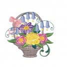 Blooming Basket 12