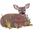 Nestling Fawn