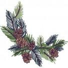 Pine Bough Corner