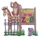 Zoo Babies by Sewing With Nancy
