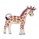 Baby Giraffe 2