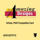 Amazing Designs ART PCS Rewritable Card