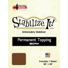 Stabilize It! Brown