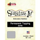 Stabilize It! Silver