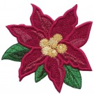 Creative Quilting Outlines Charming Poinsettia Collection