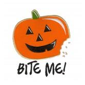 Bite Me Halloween Treats Design
