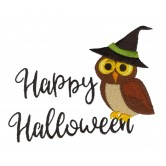 Happy Halloween A Little Witchy Design