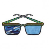 Sunglasses With Dolphins
