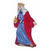 Wise Man 1 The Nativity Story Embroidery Design