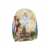 Angel The Nativity Story Embroidery Design