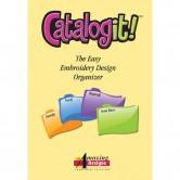 Catalog It! Embroidery Design Organizer