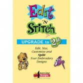 Upgrade to Edit 'N Stitch 2.0
