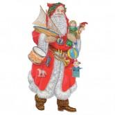 Santa W/toys