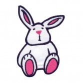 Applique Easter Bunny
