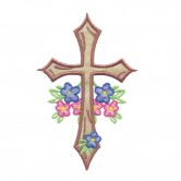 Applique Cross