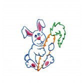 Easter Whimsy Embroidery Design Collection