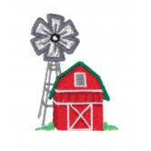 In-the-Hoop My Day on the Farm Quiet Book Embroidery Designs