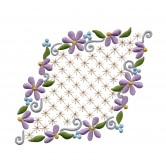 Flowering Eyelets Embroidery Designs