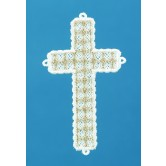 Freestanding Lace Crosses Embroidery Designs