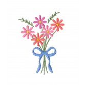 Pretty Little Posies Embroidery Designs