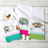 Camping Capers Amazing Designs Collection