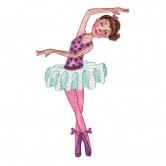 Tutus and Pointe Shoes I