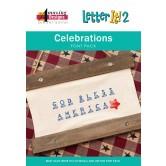 Celebrations Amazing Designs Font Pack