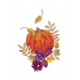 Golden Days of Fall Embroidery Designs